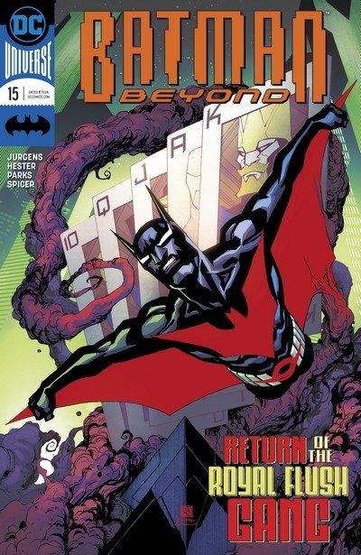 Batman Beyond #15 (2017)