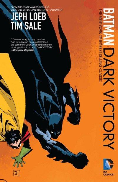 Batman – Dark Victory (New Edition) (2014)