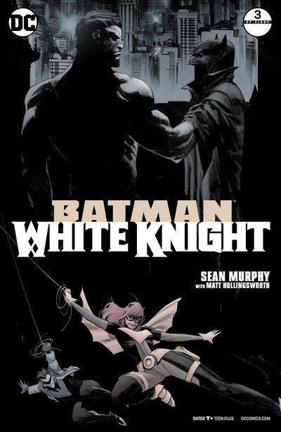 Batman – White Knight #3 (2017)