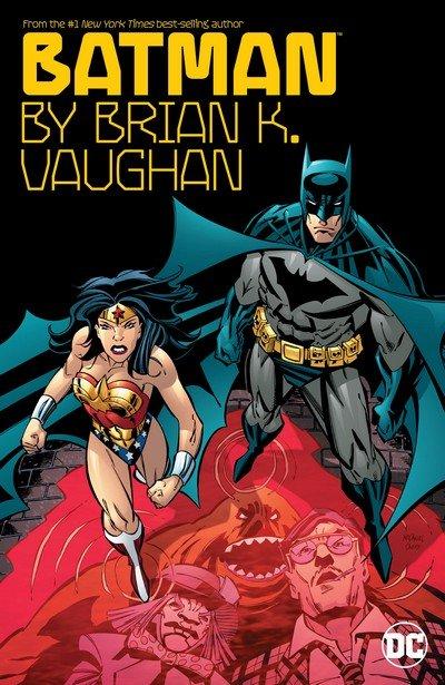 Batman by Brian K. Vaughn (2017)