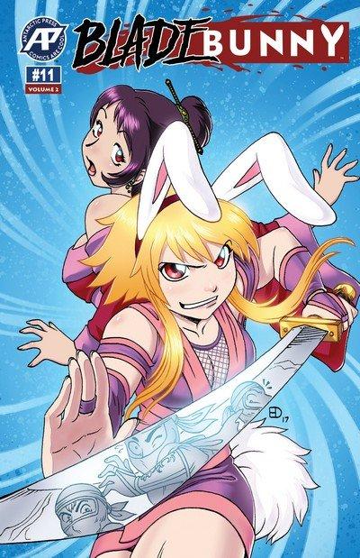 Blade Bunny Vol. 2 #11 (2017)