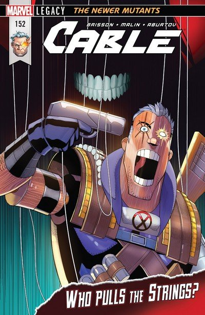 Cable #152 (2017)