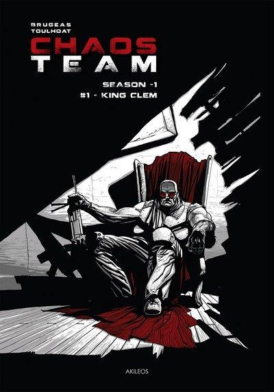 Chaos Team #1 – 5 (2015)