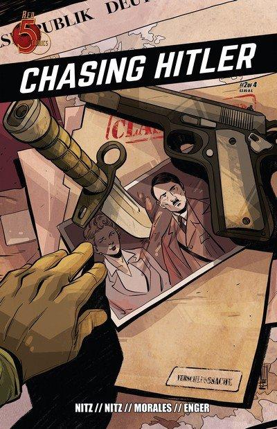 Chasing Hitler #2 (2017)