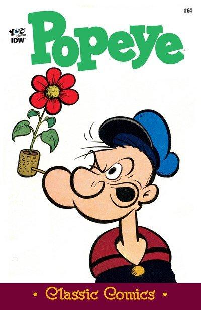 Classic Popeye #64 (2017)