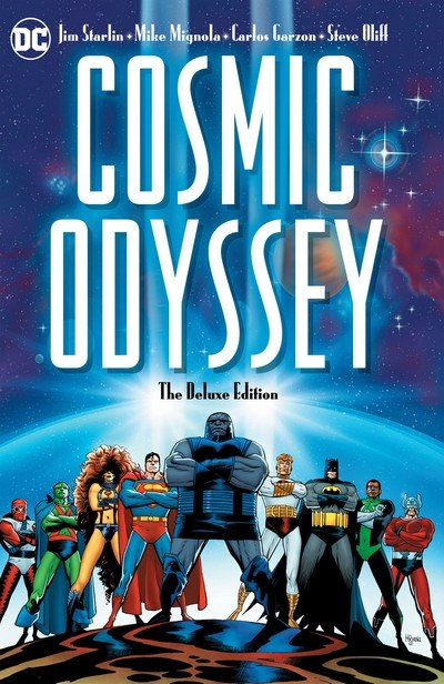 Cosmic Odyssey – The Deluxe Edition (2017)