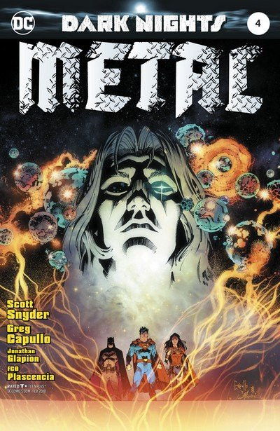 Dark Nights – The Metal #4 (2017)
