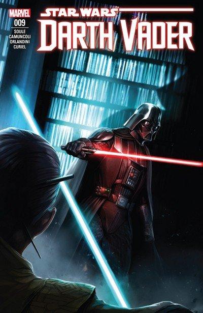 Darth Vader #9 (2017)