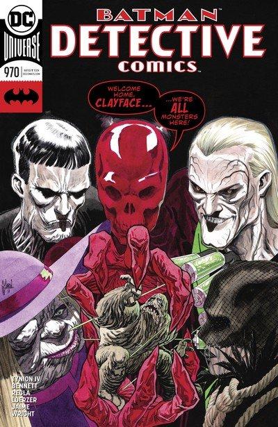 Detective Comics #970 (2017)