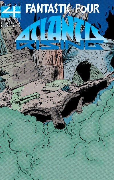 Fantastic Four – Atlantis Rising #1 – 2 (1995)