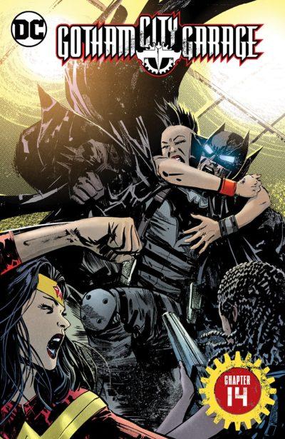 Gotham City Garage #14 (2017)