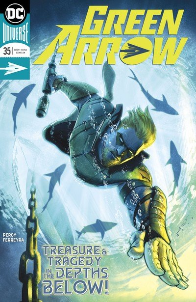 Green Arrow #35 (2017)