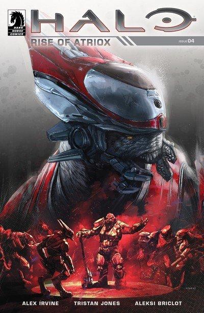 Halo – Rise of Atriox #4 (2017)