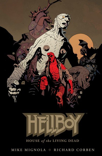 Hellboy – House of The Living Dead (2011)