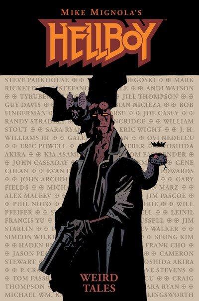 Hellboy – Weird Tales (2014)