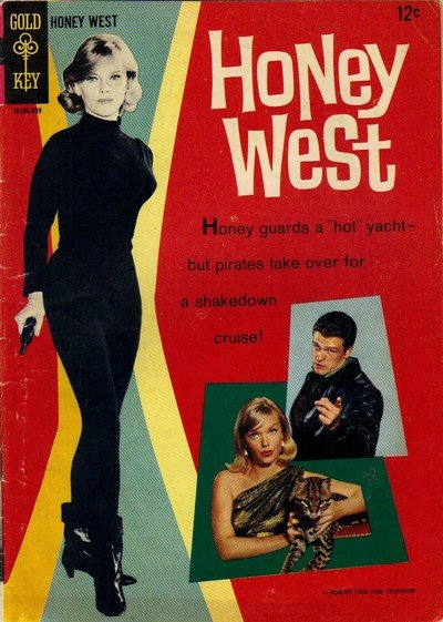 Honey West #1 (One Shot – Gold Key) (1966)
