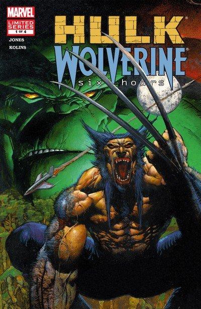 Hulk-Wolverine – 6 Hours #1 – 4 (2003)