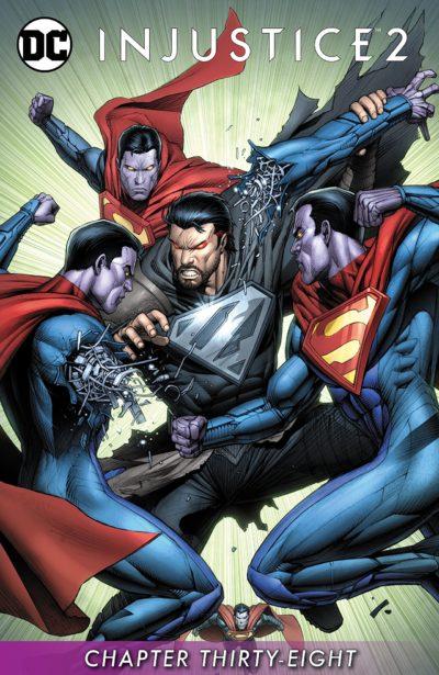 Injustice 2 #38 (2017)