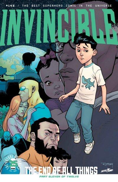 Invincible #143 (2017)