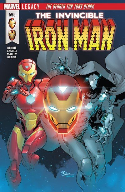Invincible Iron Man #595 (2017)