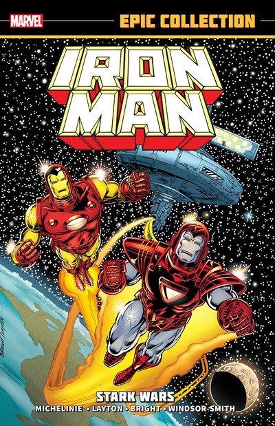 Iron Man Epic Collection Vol. 13 – Stark Wars (2015)