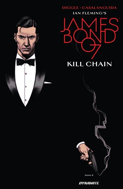 James Bond – Kill Chain #6 (2017)