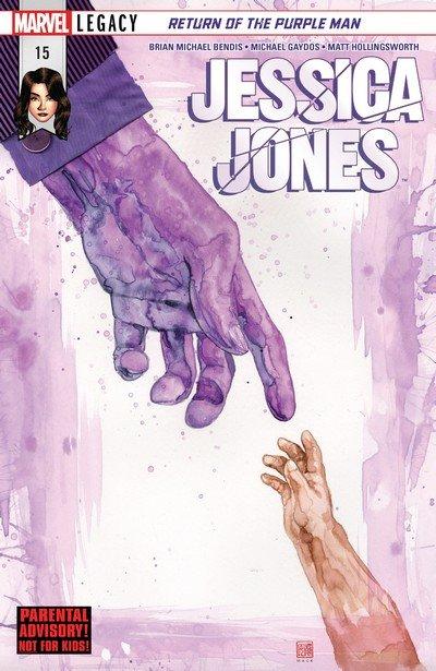 Jessica Jones #15 (2017)