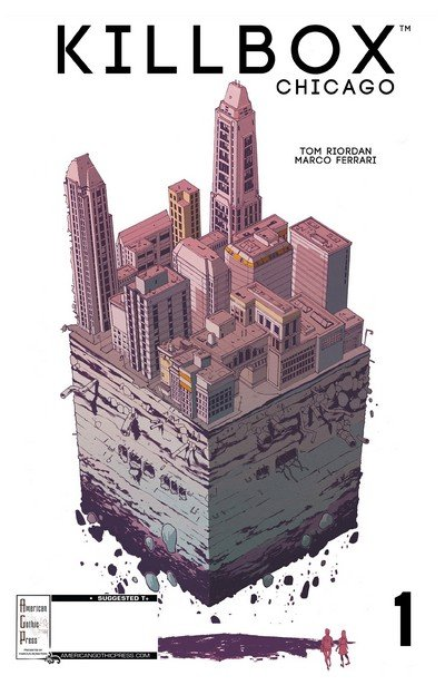 Killbox – Chicago #1 – 4 (2017)