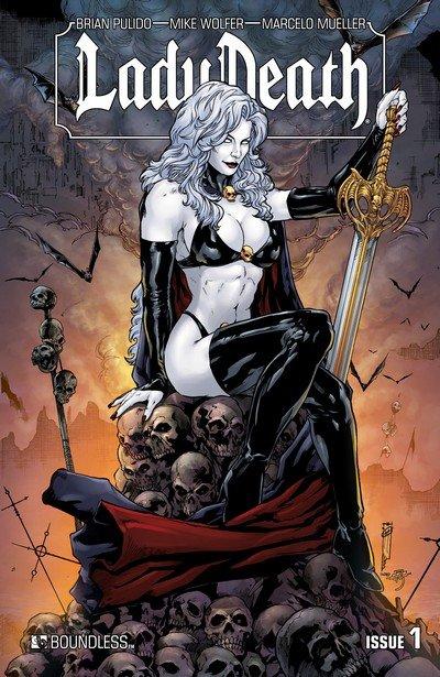 Lady Death #0 – 26 (2010-2013)