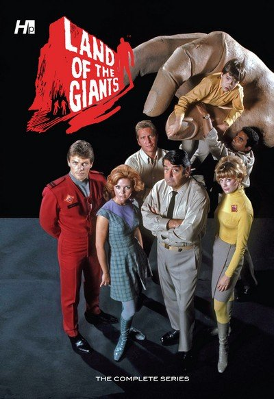 Land of the Giants – The Complete Series (TPB) (2010)