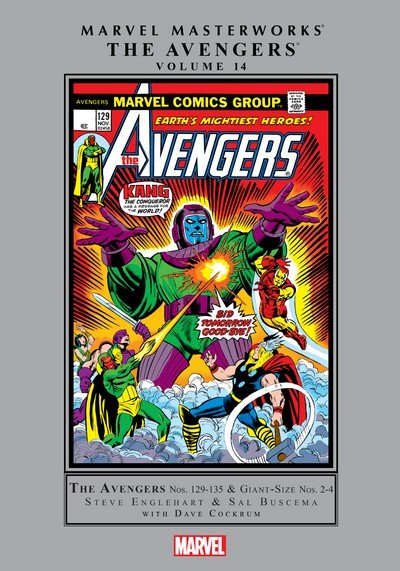 Marvel Masterworks – The Avengers Vol. 14 (2014)