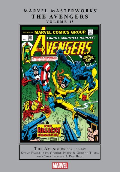 Marvel Masterworks – The Avengers Vol. 15 (2015)