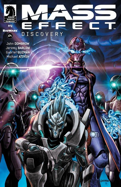 Mass Effect – Discovery #4 (2017)