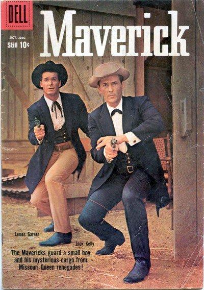 Maverick #7 – 19 + Four Color Comic (Complete) (1958-1962)