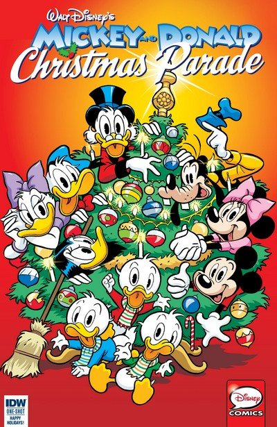 Mickey and Donald – Christmas Parade (2017)