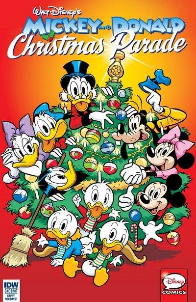Mickey and Donald – Christmas Parade (2017)