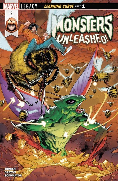 Monsters Unleashed Vol. 2 #9 (2017)