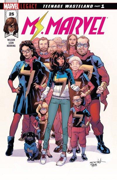 Ms. Marvel #25 (2017)