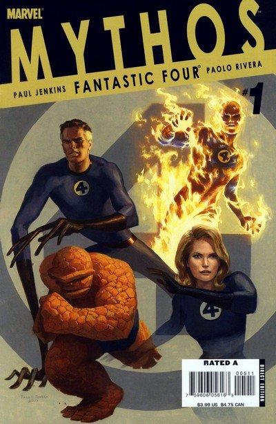 Mythos – Fantastic Four #1 (2007)