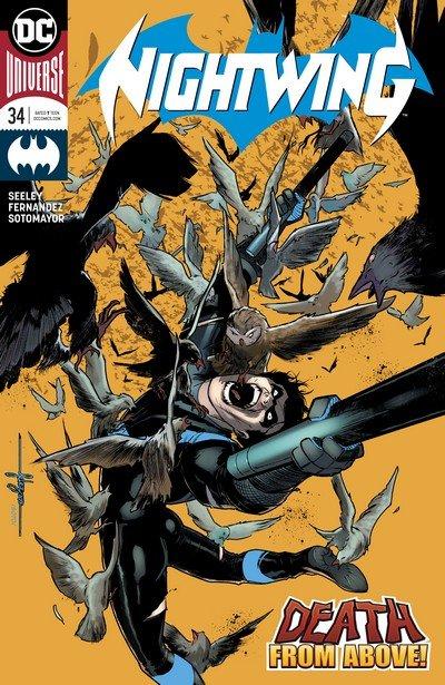 Nightwing #34 (2017)