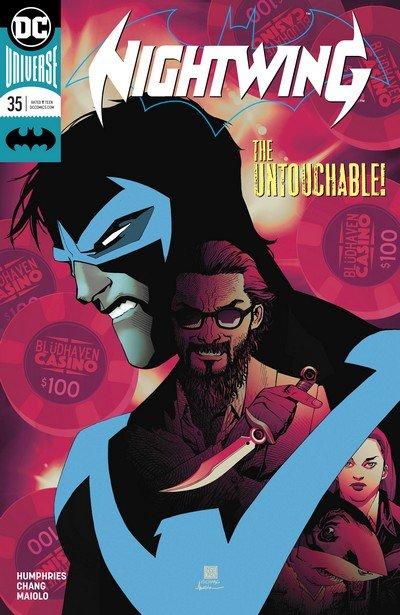 Nightwing #35 (2017)