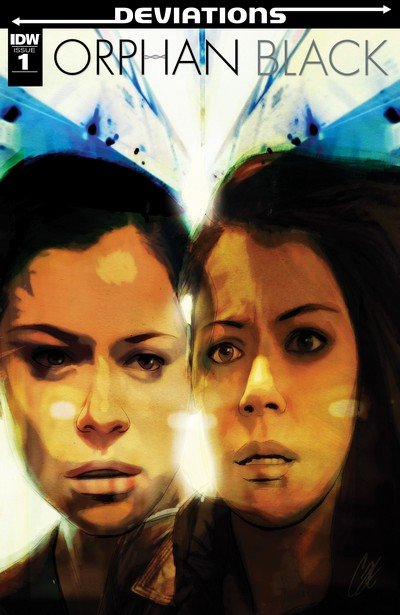 Orphan Black – Deviations #1 – 6 (2017)