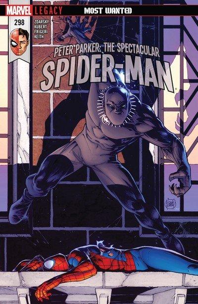 Peter Parker – The Spectacular Spider-Man #298 (2017)