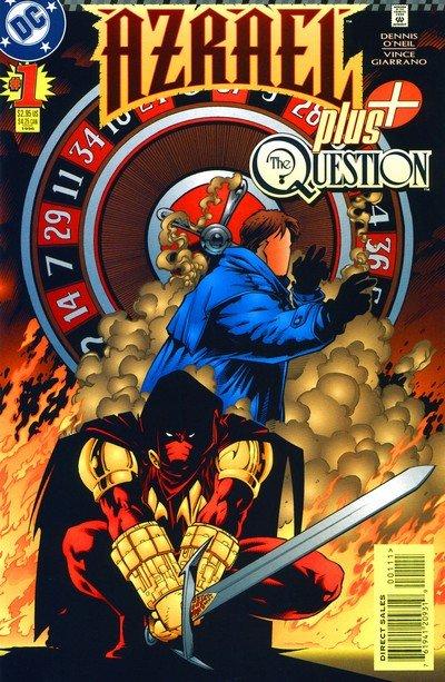 Plus (DC Comics – Collection) (1997)