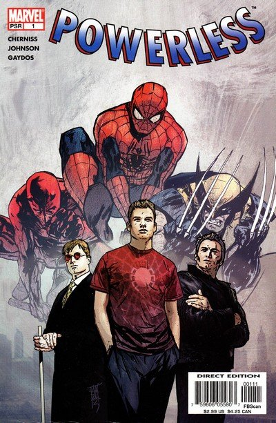Powerless #1 – 6 (2004-2005)