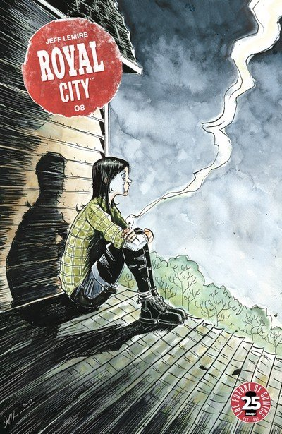 Royal City #8 (2017)
