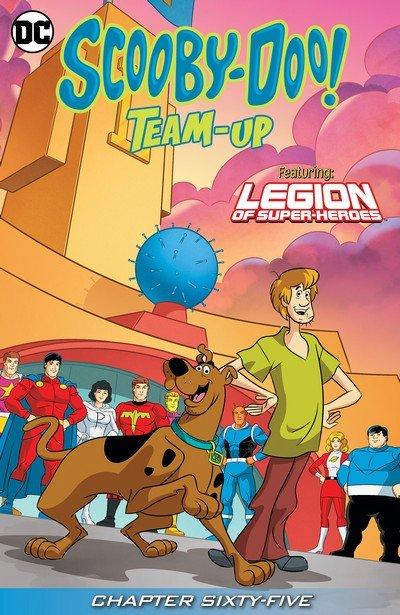 Scooby-Doo Team-Up #65 (2017)