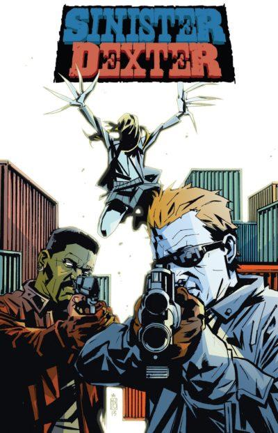 Sinister Dexter (TPB) (2014)