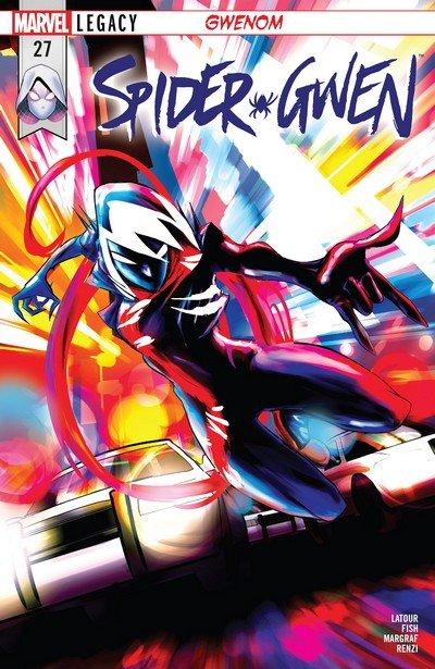 Spider-Gwen #27 (2017)