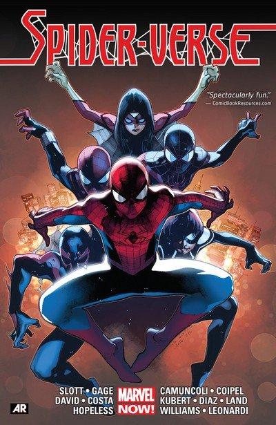 Spider-Verse (TPB) (2015)